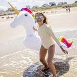 Opblaas unicorn XL_