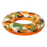 Zwemband-camouflage